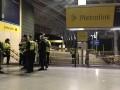 Мужчина с ножом напал на людей в метро Манчестера - СМИ