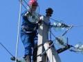 Электроснабжение в Славянске практически полностью восстановлено