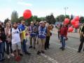 В Одессе начались стычки: 40 провокаторов с красными шариками пришли на Куликово поле