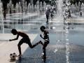В Европу пришла вторая волна аномальной жары