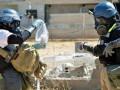 Сирия представила график по уничтожению своего химического арсенала