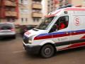 В Польше самоубийца выбросился из окна и упал прямо на украинца