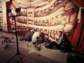 В киевском метро 6 ноября бюст Ленина закроют 3D-рисунком (фото)