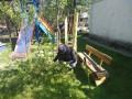 Под Киевом на детской площадке нашли шесть артиллерийских снарядов