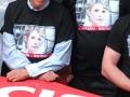 В Кривом Роге 55 членов Батьківщини объявили голодовку в знак солидарности с Тимошенко