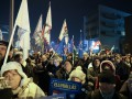 Протестующие в Венгрии осадили здание гостелекомпании