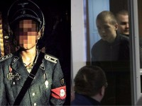 Сын нардепа Попова прославляет нацизм - СМИ