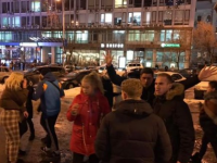 В Киеве толпа подростков зверски избила мужчину