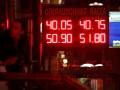 Россия отказывается от поддержки рубля