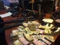 В Днепропетровске накрыли сеть нелегальных обменников с миллионными оборотами