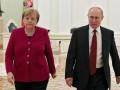 Путин обсудил с Меркель Украину, Иран и Ливию