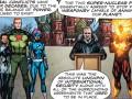 В США вышел комикс с Путиным, Суперменом и уничтожением Москвы