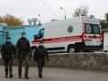 В Херсоне военные взяли под охрану три COVID-больницы