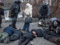 Количество погибших в киевских митингах увеличилось до 95 человек