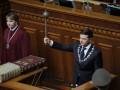 Зеленский во время инаугурации цитировал лозунги Медведчука - СМИ