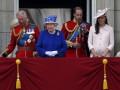 Королева Британии отреагировала на сообщение о рождении правнука