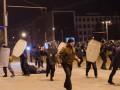 Разгон митингующих в Запорожье 26 января (ФОТО)