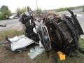 В ДТП под Полтавой разбились пять человек