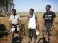 Трое нелегалов на спасательном круге приплыли в Украину