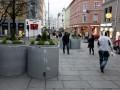 Борьба с терроризмом: в Осло установили огромные клумбы