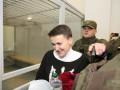 Савченко показала свое письмо Путину
