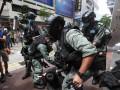 В Гонконге протестующих разгоняли водометами