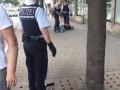 В Германии сирийский беженец с мачете набросился на женщину