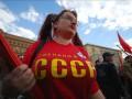 В Венгрии россиян не пустили на стадион с советской символикой