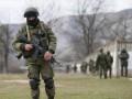 Оккупанты Крыма круглосуточно возводят огневые точки, нацеленные в сторону Украины