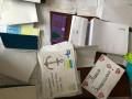 Тысяча писем школьников ушла в