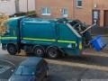 В Шотландии мусоровоз задавил шесть человек