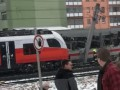 В Австрии столкнулись пассажирские поезда, десятки пострадавших