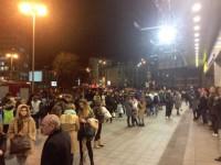 В Киеве из ТРЦ Gulliver эвакуировали людей