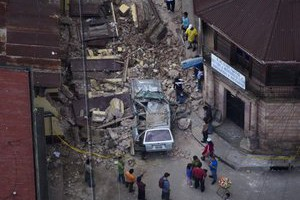 Число жертв землетрясения возросло до 48 человек