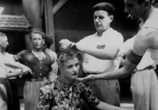 Немецкие проститутки во время войны фото