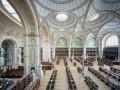 Старейшая библиотека Франции открылась после реконструкции