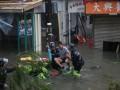 На юге Китая идет эвакуация из-за тайфуна Мангхут