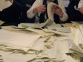 На выборах испортили больше миллиона бюллетеней