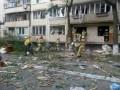 В Киеве из дома, где прогремел взрыв, отселили 36 человек