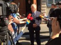 Симоненко пришел на новый допрос в СБУ