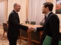 Парубий призвал Госдеп США предоставить Украине летальное оружие