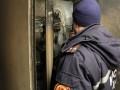 В Киеве горела трансформаторная подстанция