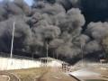Аваков назвал самую вероятную причину пожара на нефтебазе