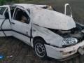 На Львовщине перевернулось авто: Пострадала семья с детьми