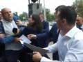 Журналисты требуют от Мендель и Богдана извинений