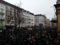 В Гамбурге в результате уличных столкновений пострадали 82 полицейских