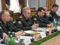 Муженко: Террористы ведут обстрелы на участках разведения войск