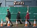 В британском Солсбери полиция оцепила ресторан