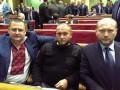 В вышиванках и на маршрутке: как депутаты в Раду пришли