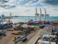 Из-за непогоды ограничена работа украинских портов